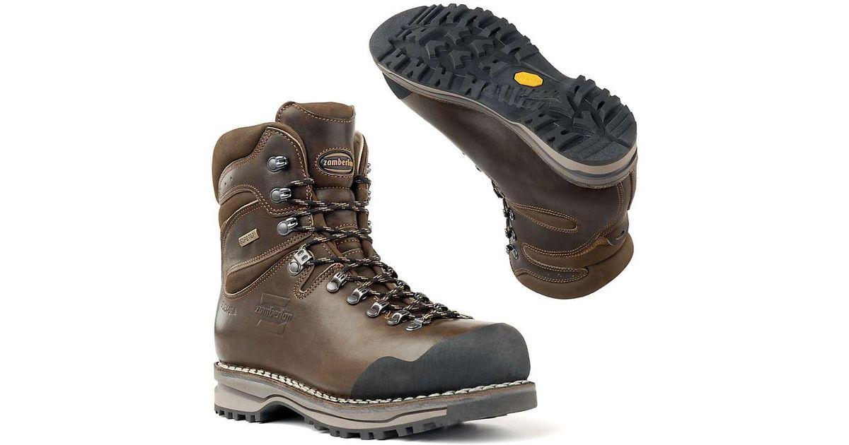 03bad3571fd Zamberlan - Brown 1030 Sella Nw Gtx Rr Boot for Men - Lyst