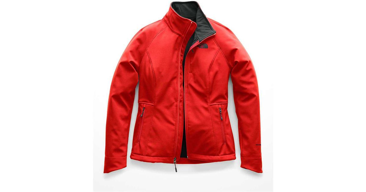6367c303a The North Face - Red Apex Bionic 2 Jacket - Lyst