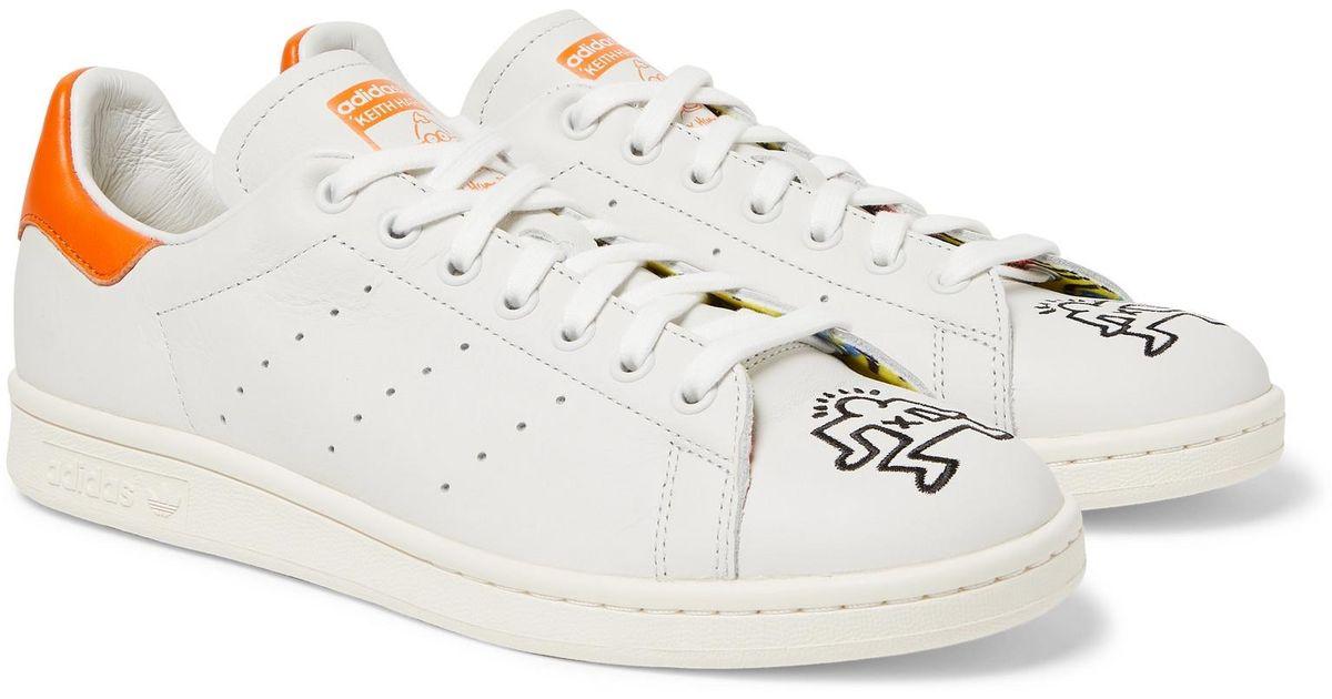 adidas x keith haring stan smith