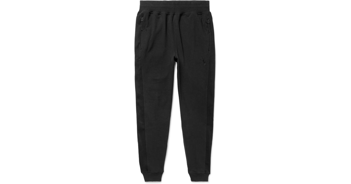 2992319b06b4a Nike + Lebron James X John Elliott Stretch-cotton Jersey Sweatpants in Black  for Men - Lyst