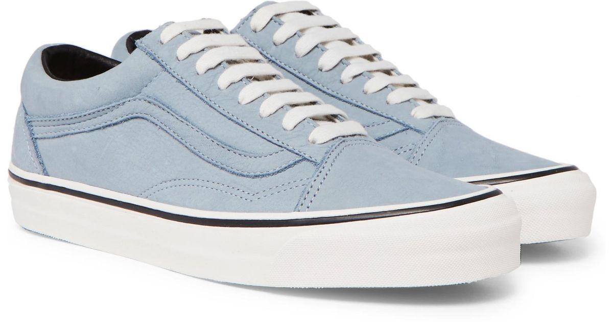 vans old skool lx blue
