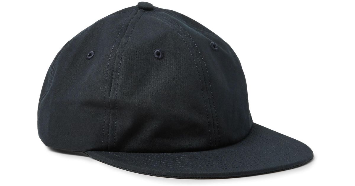 Water-resistant Cotton Ventile Baseball Cap Best Made Company uIyXjITp5