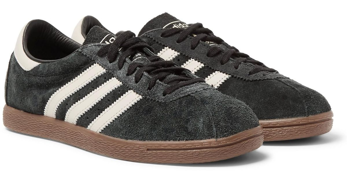 In Originals Lyst Sneakers Men Suede Adidas Black For Tobacco IqBUd