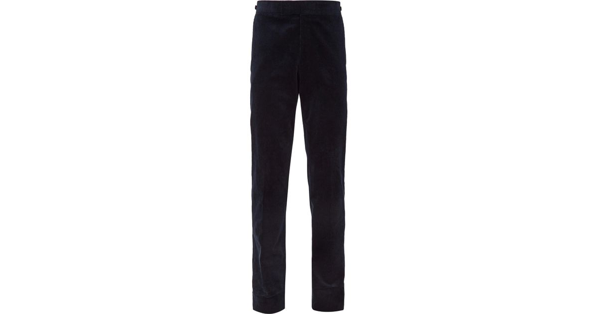 Theo Slim-fit Woven Trousers Nn.07 DJf1Hhv