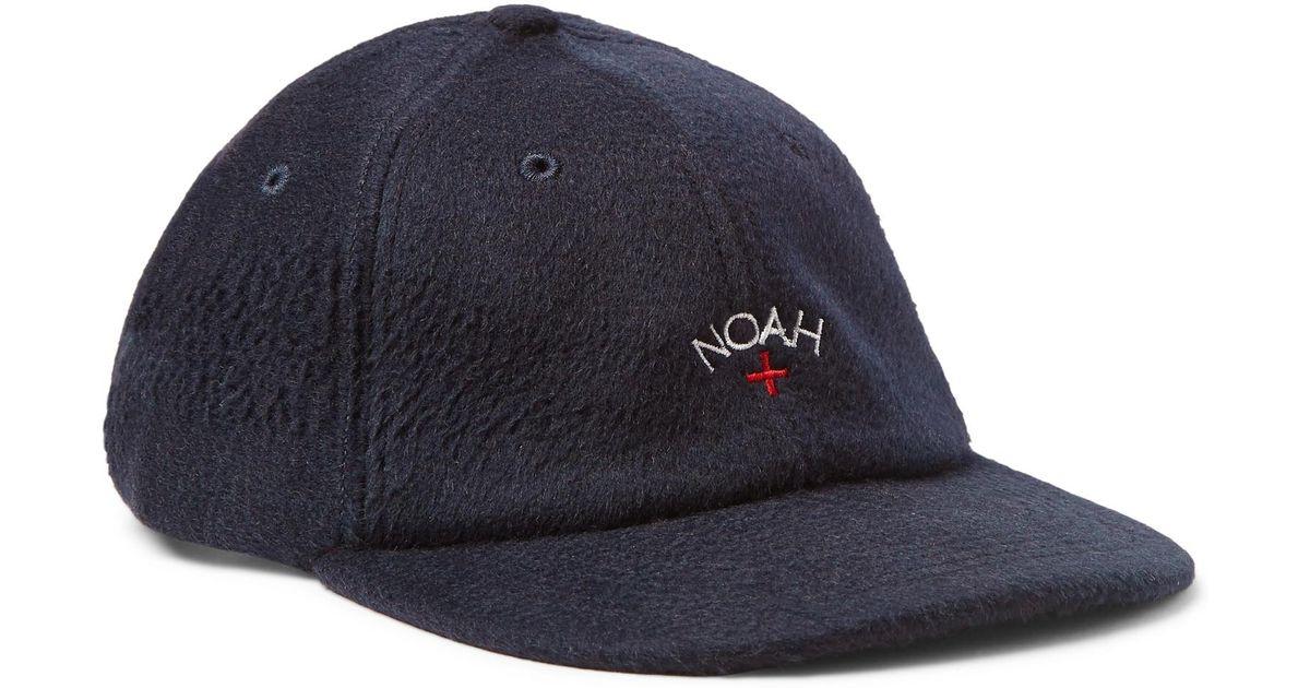 Embroidered Baby Camel Hair Baseball Cap Noah pNGBP