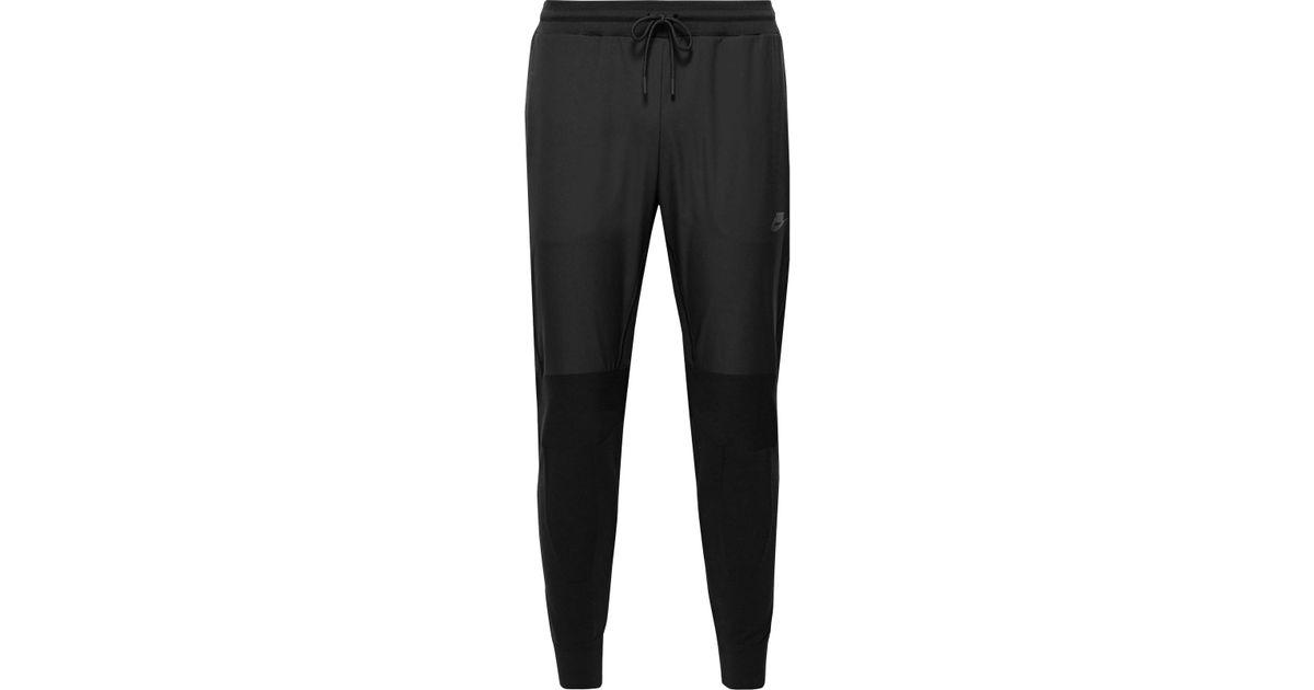 Sportswear Slim-fit Tapered Tech Knit Sweatpants Nike AhD4d7I