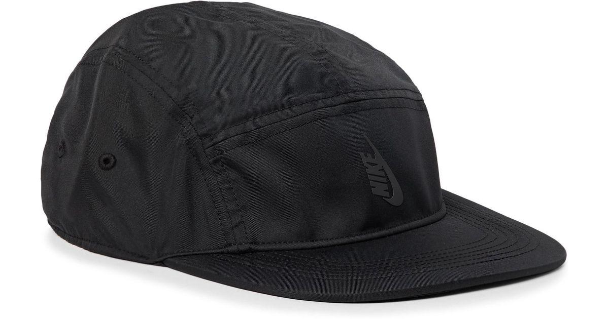 decbbb7ee5e Lyst - Nike Nrg Aw84 Logo-appliquéd Dri-fit Baseball Cap in Black for Men