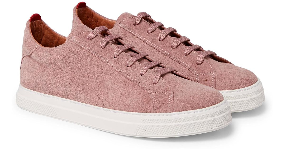 Ambleside Suede Sneakers Oliver Spencer WdKwdgRS