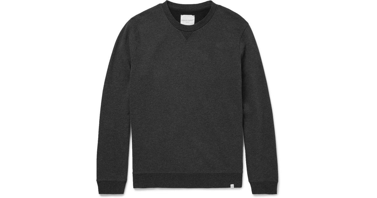 Jersey For Derek Men Loopback Devon Sweatshirt Cotton Lyst Rose vaqaX