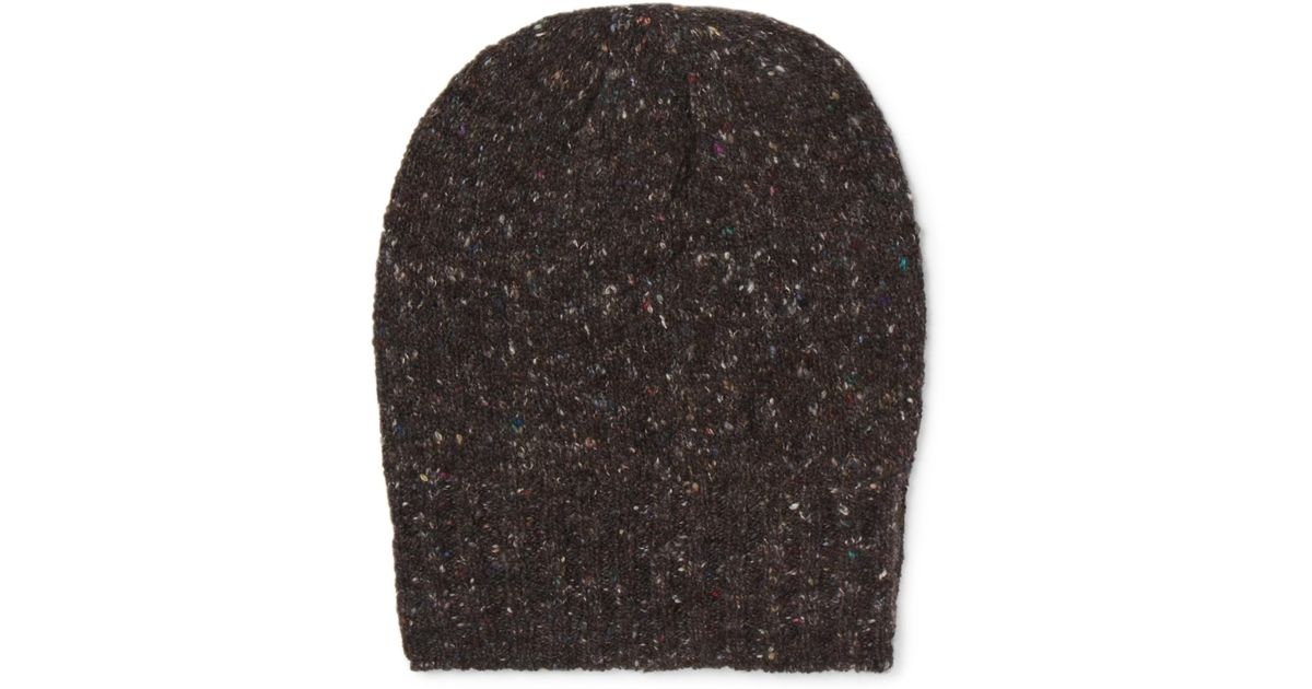Donegal Wool And Cashmere-blend Beanie Anderson & Sheppard NhVJg0ahdq