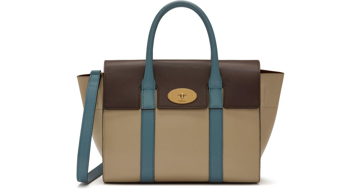 56e856f9f2 ... official store lyst mulberry small new bayswater 04d49 ba23a