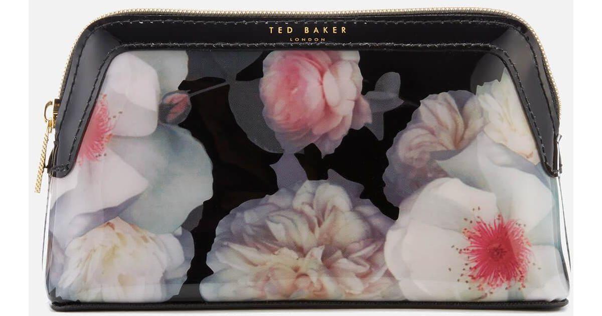 7265b41c019412 Lyst - Ted Baker Milless Chelsea Makeup Bag