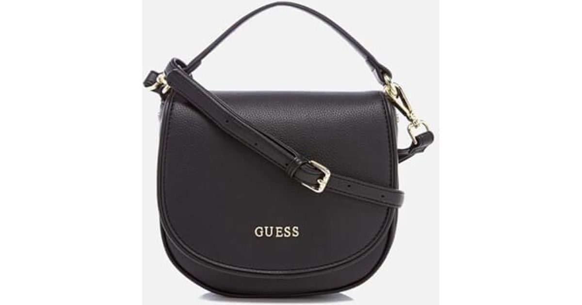 Guess Black Sun Small Shoulder Bag
