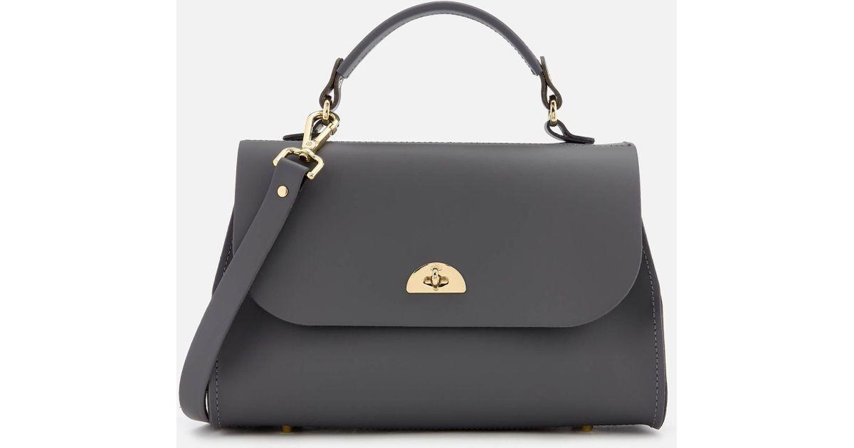 993d836dfb00 Lyst - Cambridge Satchel Company Daisy Bag in Black