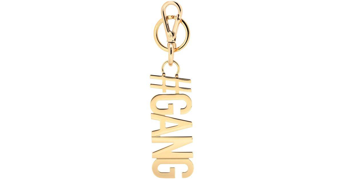 Givenchy Gang keyring - Metallic dVCO2oOi