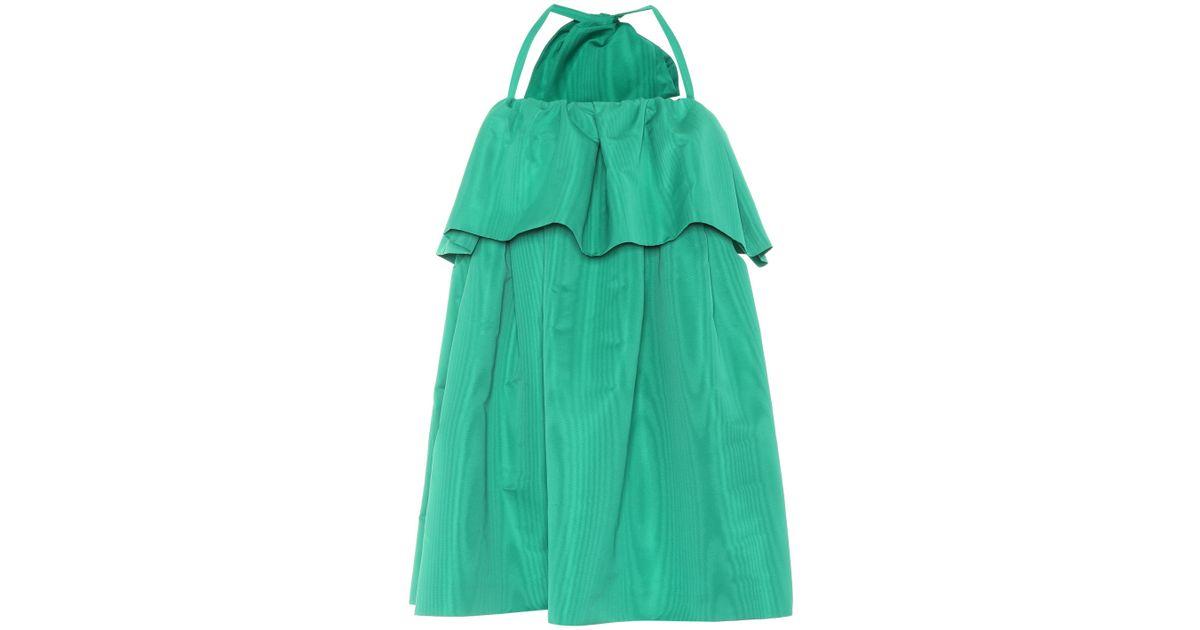 Sleeveless halter dress Msgm CpNWYH68w