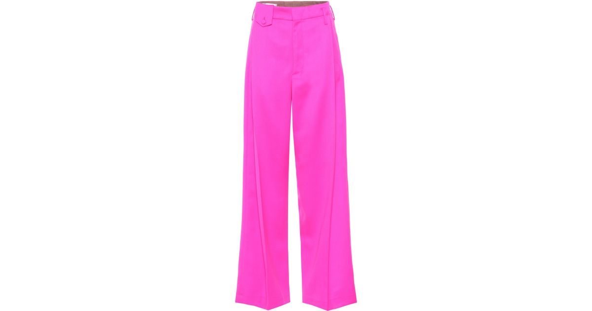 Wool and mohair-blend trousers Golden Goose Real Sale Online Cheap Sale New YmyKup