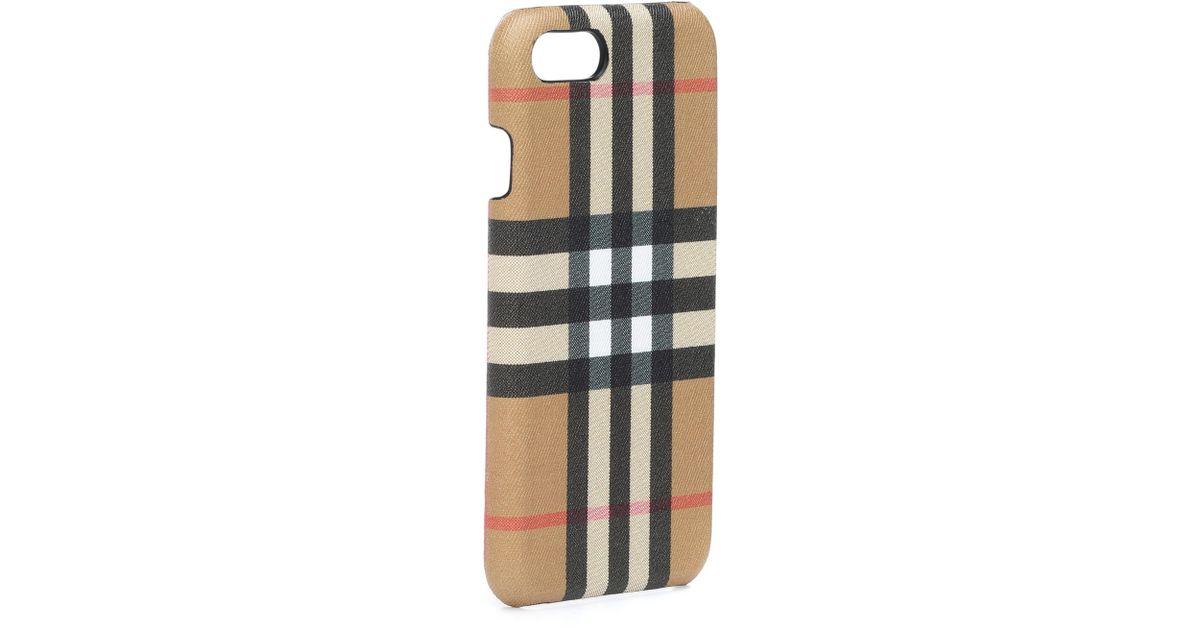 coque burberry iphone 6
