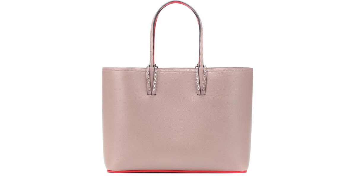 Lyst - Christian Louboutin Cabata Leather Tote - Save 4.8148148148148096% 8fd39d1c71e7b