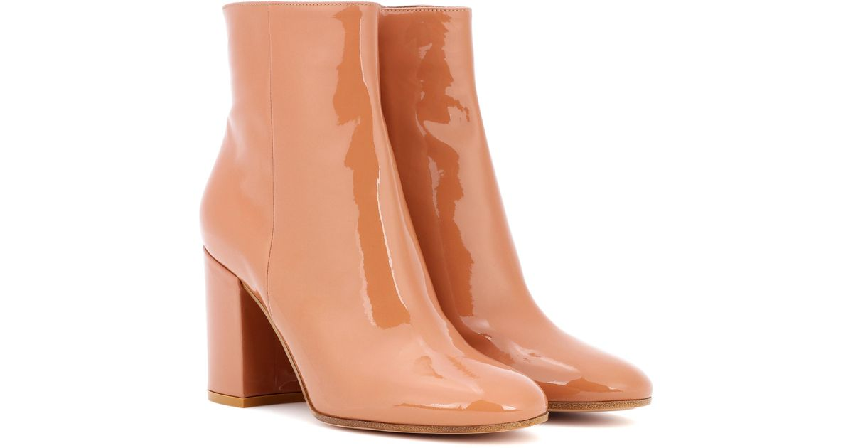 Isabel Marant Exclusive to mytheresa.com –Lenskee leather boots y3rte