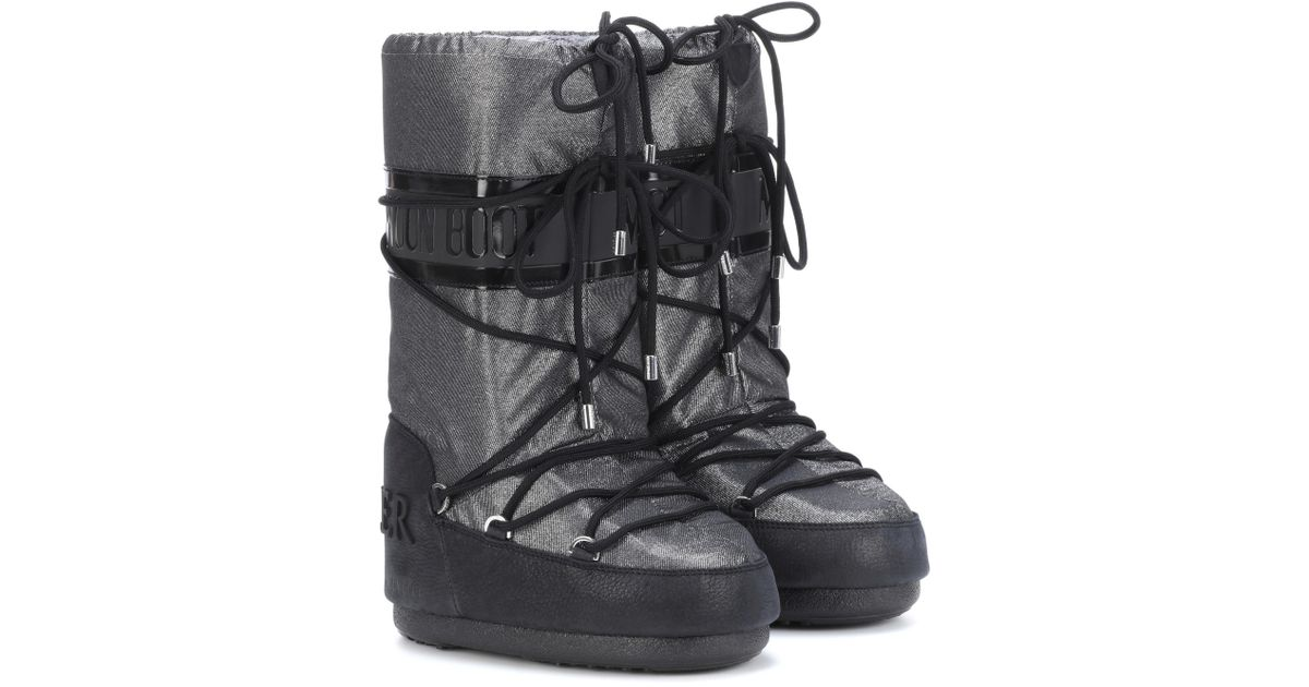 Moncler X Moon Boot ? ankle boots Great Deals Cheap Online Cheapest Price Sale Online Top Quality Sale Online With Mastercard Clearance Manchester TfHwSVFl