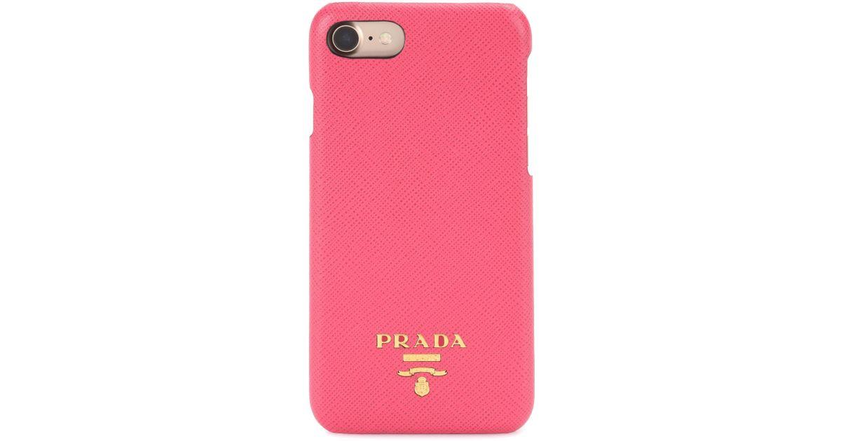 3f6408ba Prada Pink Iphone 6 Leather Phone Case