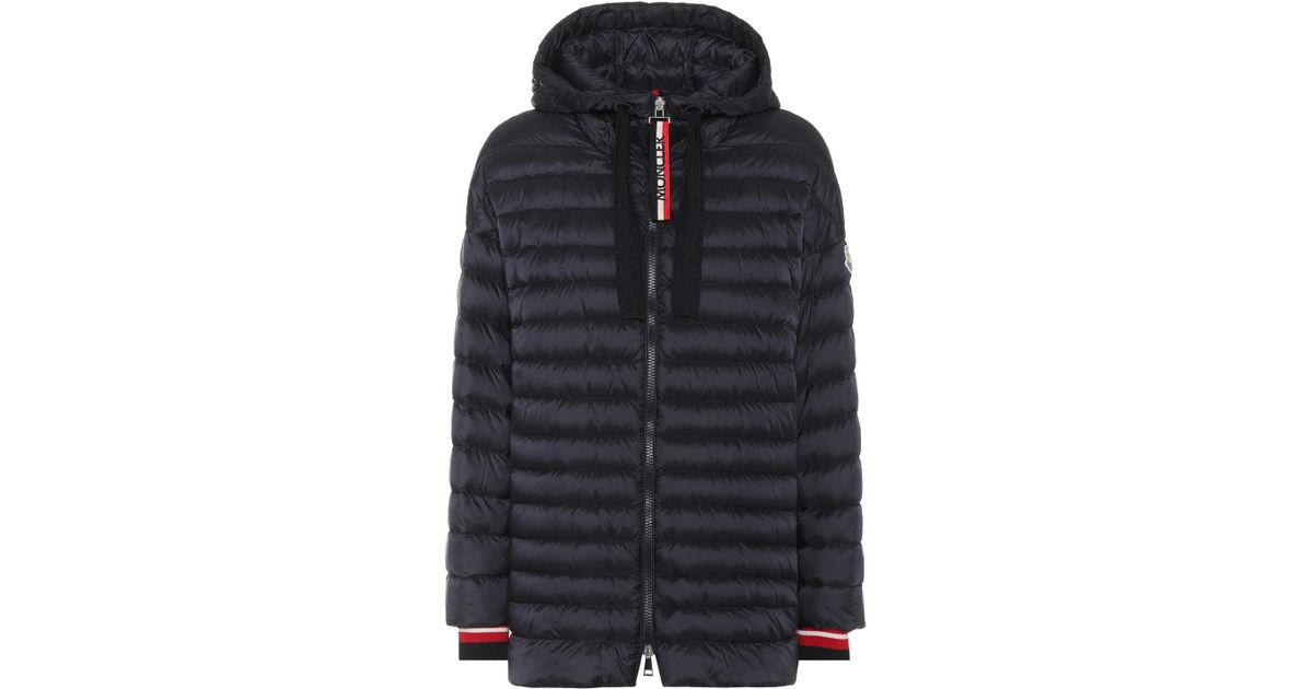 e92fb7be0 Moncler Blue Benitoite Quilted Down Jacket