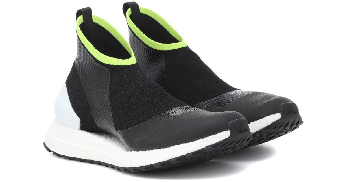 fa93b1abca85c adidas By Stella McCartney Ultraboost X All-terrain Sneakers in Black - Lyst