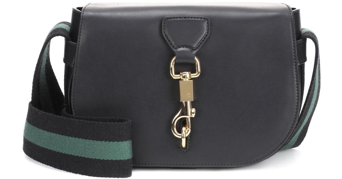 Regiment leather shoulder bag Victoria Beckham ZIhKls