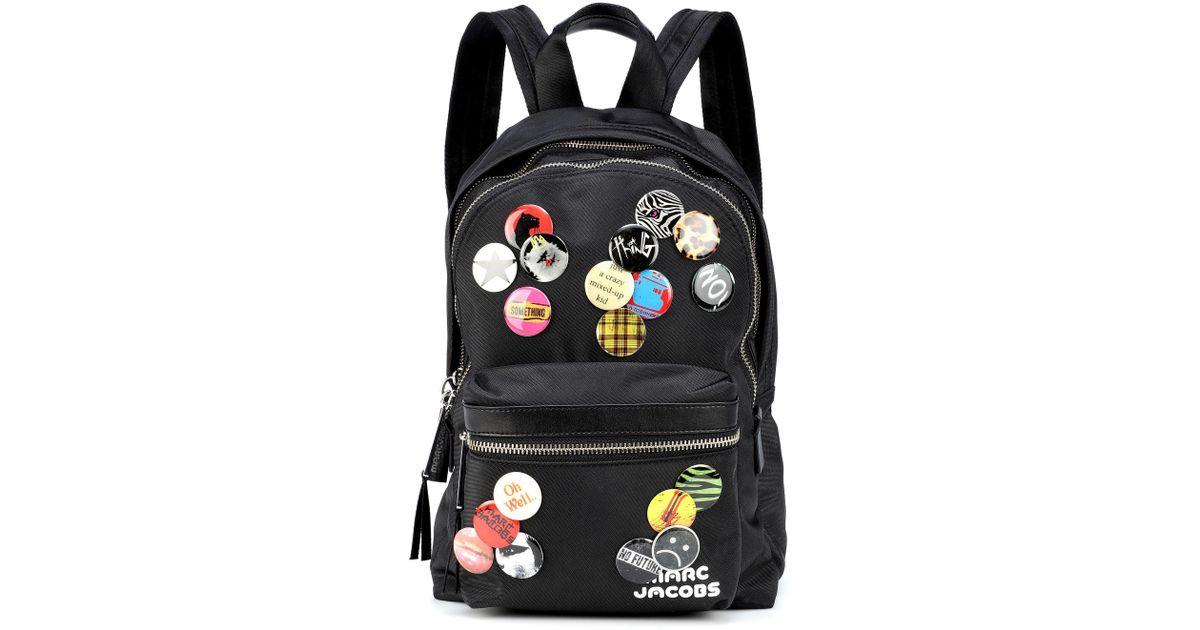 Tres Pack Badges Medium backpack Marc Jacobs 1qO7e6F7QL