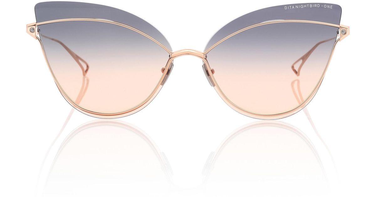 f3b2a50d2cfc7 Dita Eyewear Nightbird-one Sunglasses - Lyst