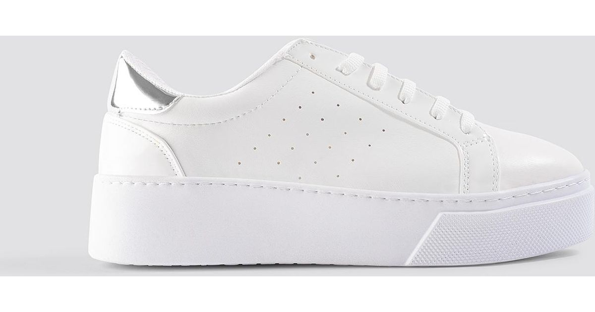 more photos 8f2ee 2fd9b Trendyol Taks Sneakers White