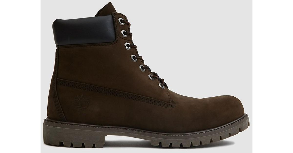 b0db8d3a2b9bcb Lyst - Timberland 6-in Premium Wp Boot in Brown for Men