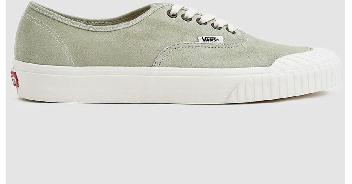 85b7fe9d879c Lyst - Vans Authentic 138 Vintage Military Sneaker for Men