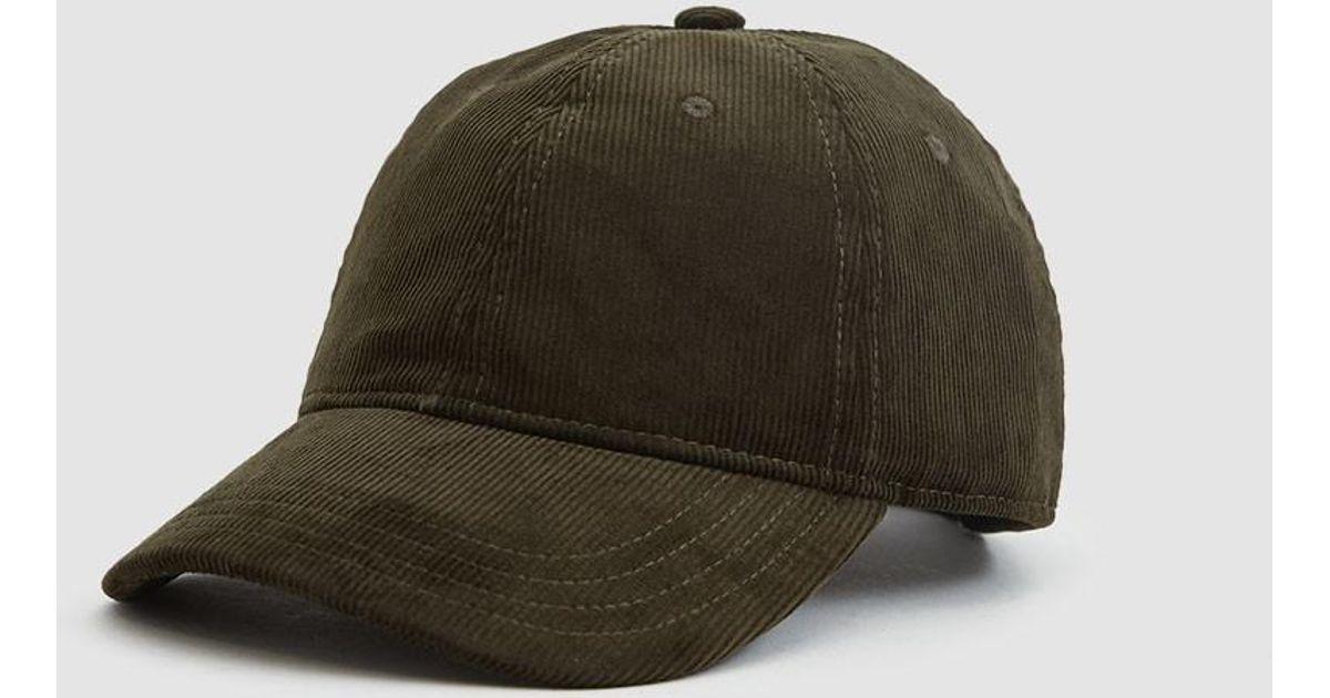4e73cd1d91a Lyst - Carhartt WIP Manchester Cap in Green for Men