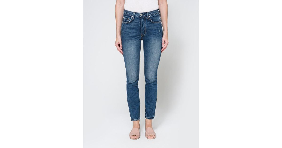 Diagonal Flower Shop Skinny jean  revolvecom