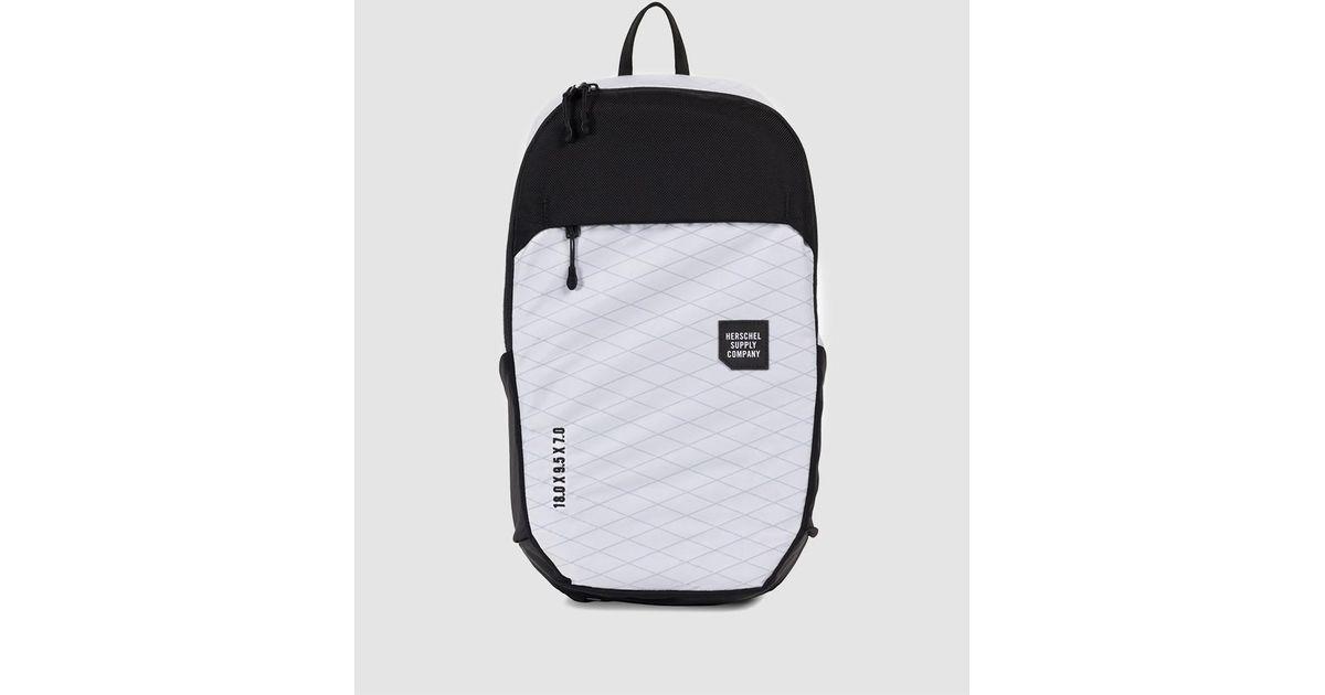 382602f1493 Lyst - Herschel Supply Co. Sailcloth Trail Mammoth Medium Backpack for Men