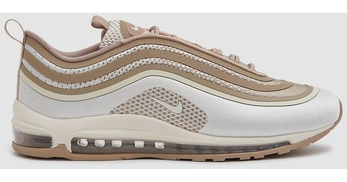 d367f3d57 Nike Air Max 97 Ul '17 Shoe In Sand/sail Sand in Natural for Men - Lyst
