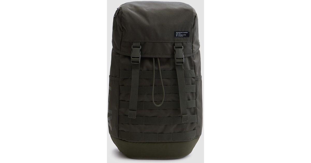 22d109ec78ce Lyst - Nike Air Force 1 Backpack In Cargo Khaki for Men