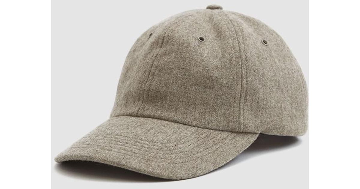 cdcb756a472 Lyst - Norse Projects Waterproof Wool Sports Cap for Men