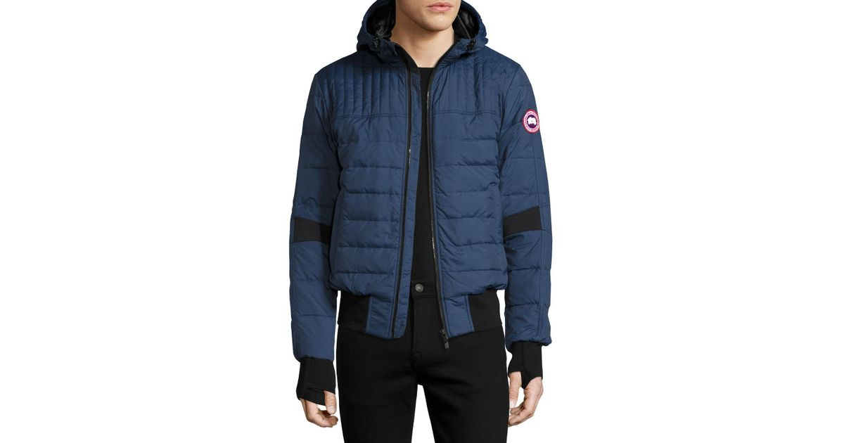 canada goose Outerwear Marine Blue