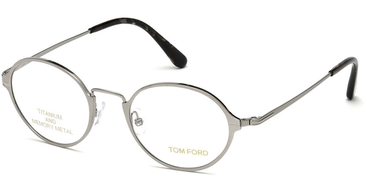 bfb09d6dbfcf Tom Ford Round Eyeglass Frames - Bitterroot Public Library