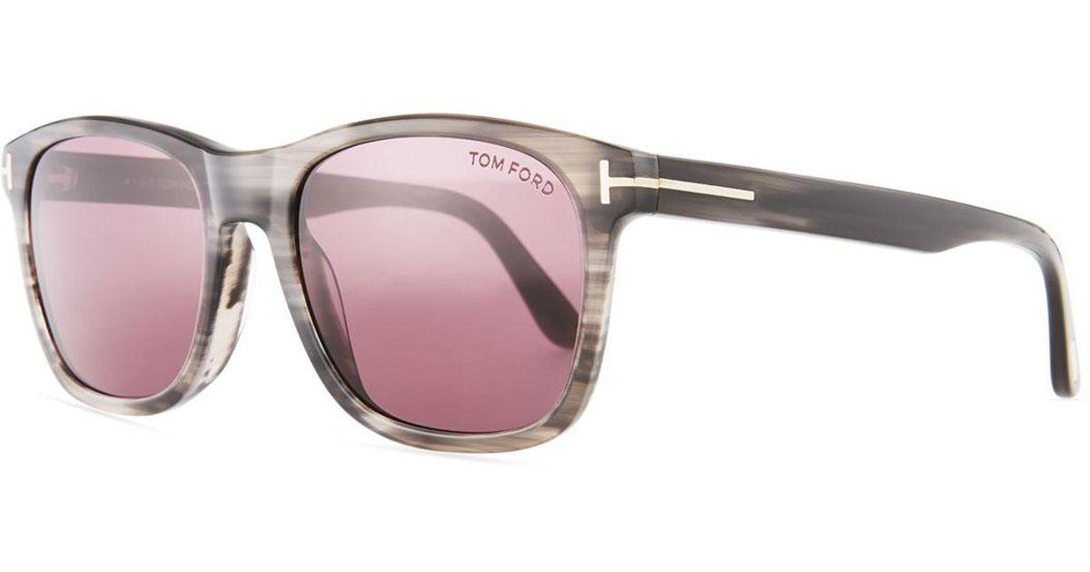 d6bc3a933de Lyst - Tom Ford Eric Ombre Acetate Sunglasses for Men