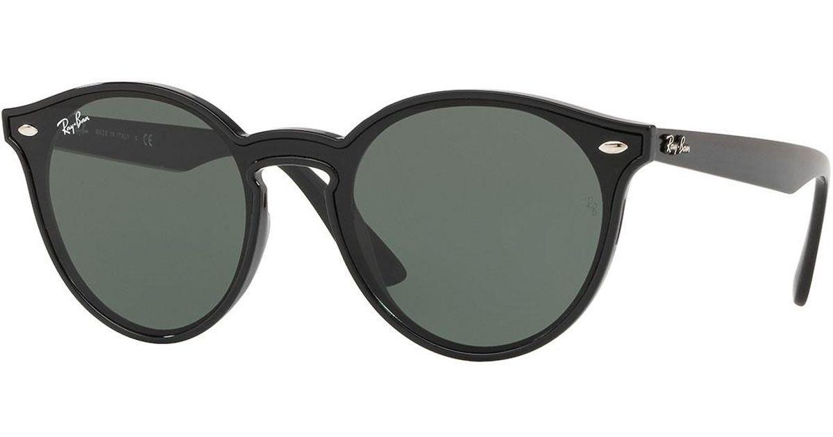 ray ban round plastic frame sunglasses