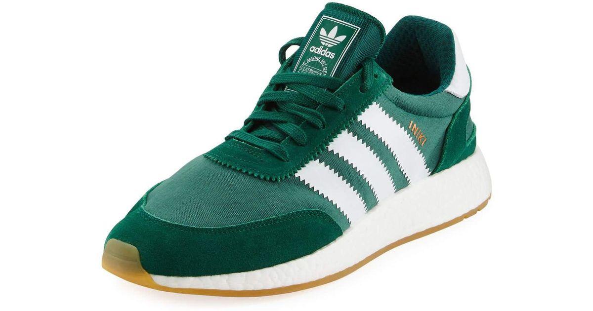 adidas Suede Men's Iniki Running Shoe