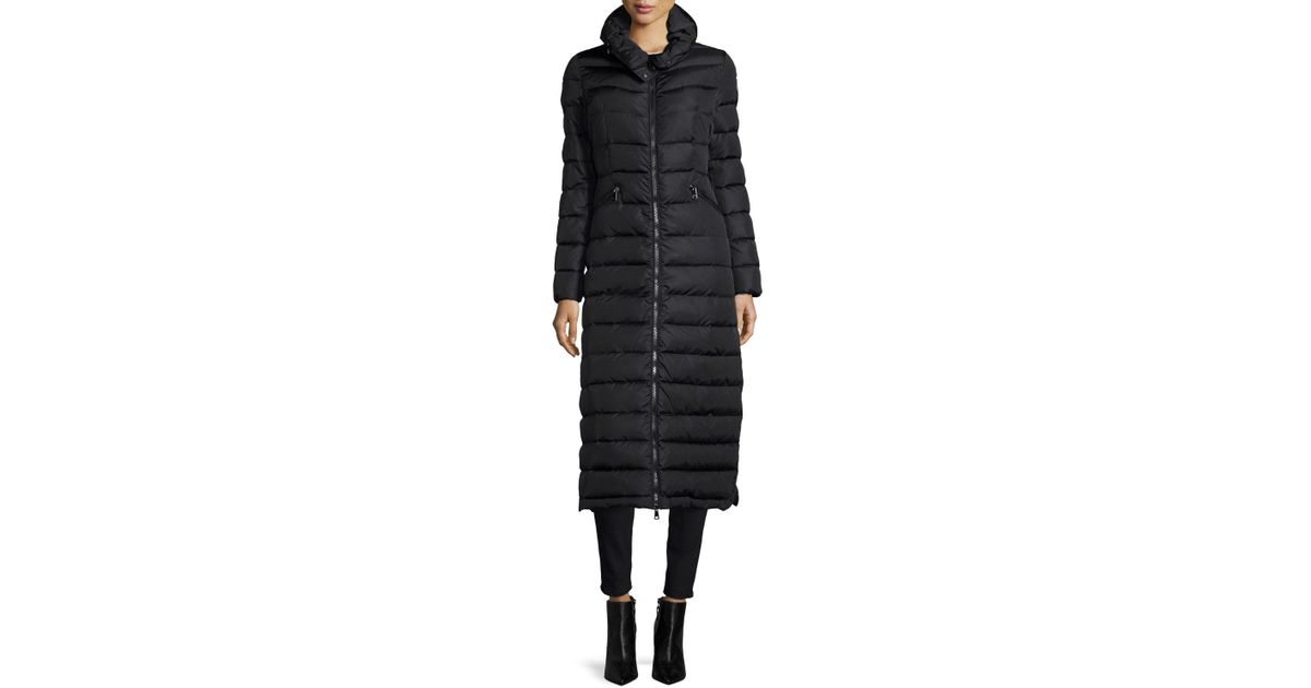 e458b99c5 czech moncler flammong long puffer coat for sale ebcf9 06ec4