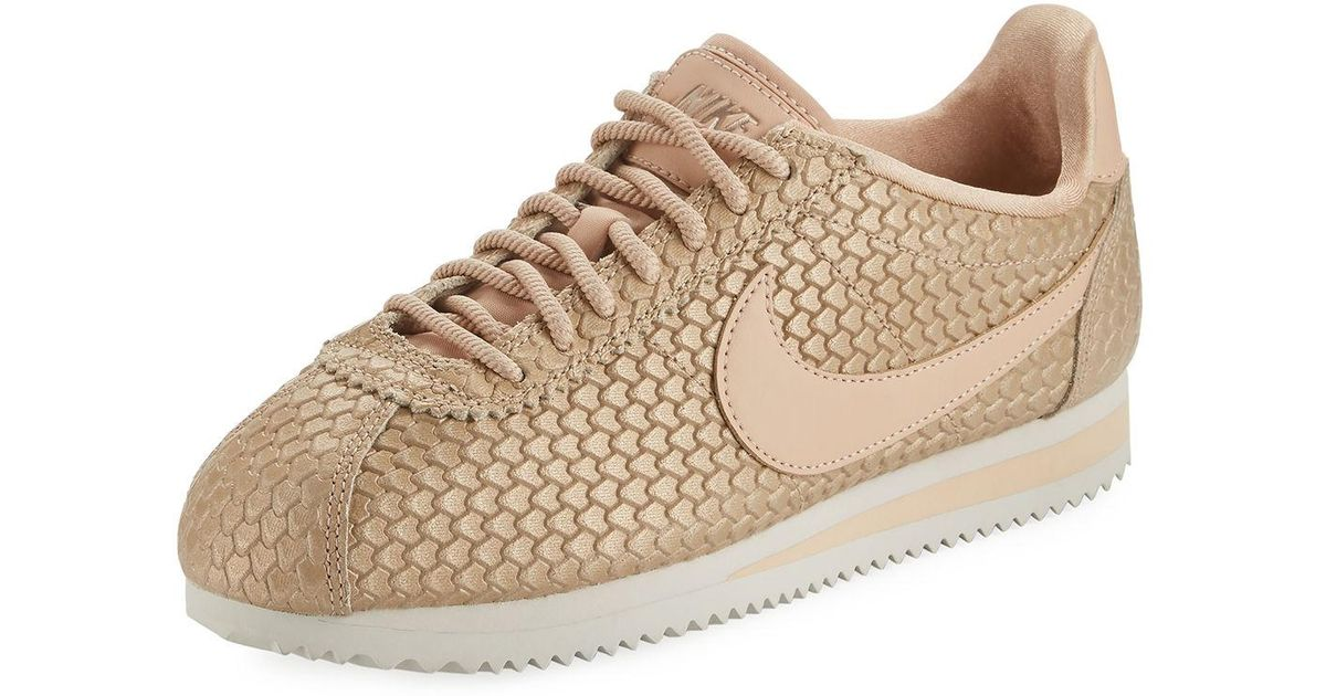with mastercard cheap online Nike Cortez Embossed Sneakers cheap sale Sr6k7CeNr