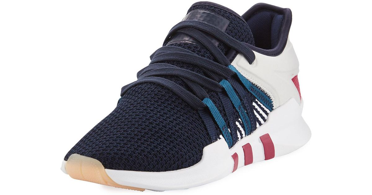 official photos f6a71 eb7aa Lyst - adidas Eqt Racing Adv Sneaker in Blue for Men