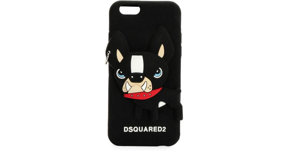 Dsquared2 Doggo iPhone Case 0fkykfySCD