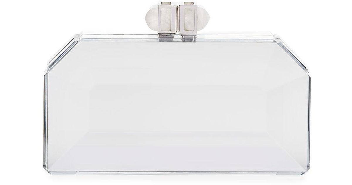 IslaConcha mother of pearl clutch bag Meilleur Endroit La Vente En Ligne meilleur 2Wb9nd9gOP